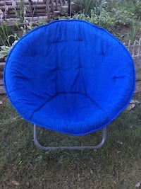 Folding Fleece Cushion Chair  Kalamazoo, 49009