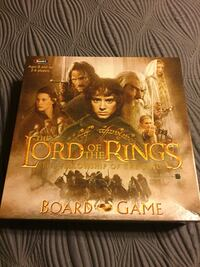 The Lord of the Rings DVD case Ajax, L1T 1V1