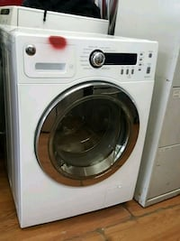 """NEW! GE COMPACT 24"""" FRONT LOAD WASHER  Long Beach, 90808"""