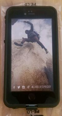 New Lifeproof iPhone 6plus/6splus case
