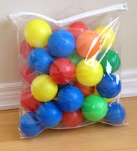 Bag of Plastic Balls Markham, L3R 4A5