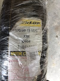 Dunlop  [TL_HIDDEN] h d404 new tubeless tire Calgary, T2Z 4N8