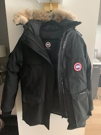Canada Goose Expedition Parka - Sold Out Everywhere - Size M Women's / S Men's - Black Toronto