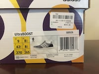 ultra boost running course shoe box Calgary, T2N 3X1
