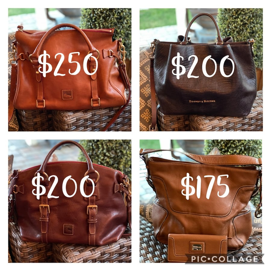 Dooney&Bourke and Michael Kohrs Bags 0