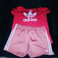 Adidas nike and pink womens clothes Fort Lauderdale, 33311