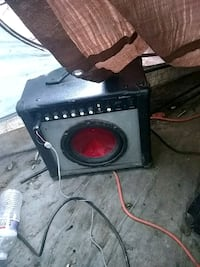 black and red car subwoofer Alexandria, 71301