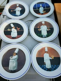 Crystal Cruises by Guy Buffet plates Duluth, 55811