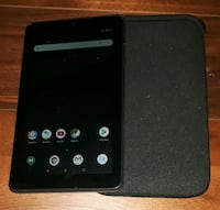 black android smartphone with black case Inver Grove Heights