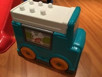 Food cart toy with pop out bbq grill  Langley, V2Y 2Y2