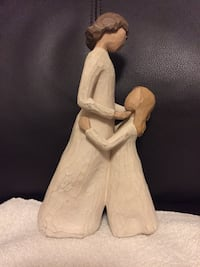 Mother daughter willow tree figurine Cobourg, K9A 3L9