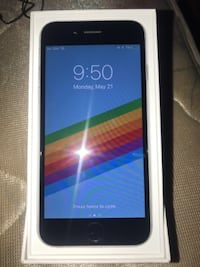 space gray iPhone 6 with box Baton Rouge