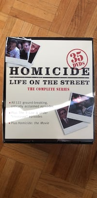 Homicide Life on the Street Complete Series DVDs Toronto, M4S 2H2