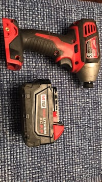 Milwaukee 1/4 inch impact and battery Westminster, 21158