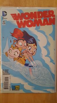 Wonder Woman Vol 4 42 Killeen, 76549