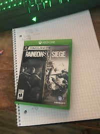Rainbow six siege Xbox one  Peterborough