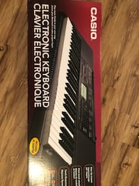 Casio electronic keyboard never used Calgary, T3M 2M5