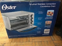 Stainless steel convention countertop oven with box Toronto