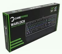 Gamepower - Warlock (Blue Switch) Osmaniye