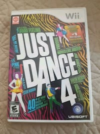 just dance 4 game New Westminster, V3M 4B2