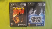 two Xbox 360 game cases Odessa, K0H 2H0