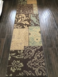 2 runners,1 area rug,and 1 entry rug Midland, 79707