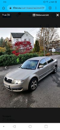 Skoda - Superb - 2005 Fana