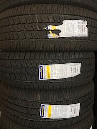 Used 275 60r20 Goodyear 599 For All 4 Installed W Free Alignment For Sale In Lafayette Letgo
