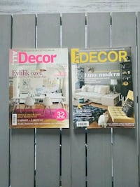 All, Decor Dergileri