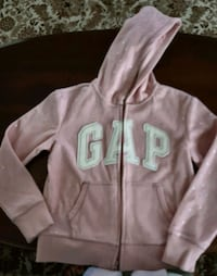 Unused, GAP Girls Hooded Sweater size12 Ashburn