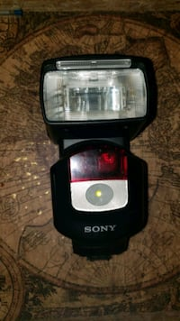 SONY FLASH HVL-F43 (lightly used) Toronto, M3A 3K4