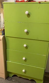 Green cute Drawer London, N6J 1R8
