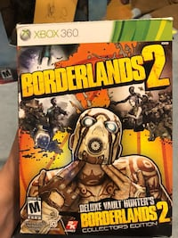 Borderlands 2 Collectors Edition Xbox360 Wichita, 67212