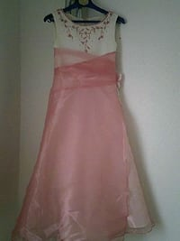 Robe de mariage taille 6/8 ans