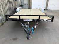 2018 PJ Trailer 16 ft T/A Equipment trailer. Brand new never been used Vaughan, L4K 2H9