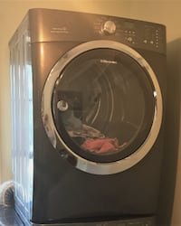 Elextrolux Front Load Electric Dryer SILVERSPRING