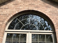 Window - Arch - Argon filled with prairie design - Reduced East Peoria, 61611