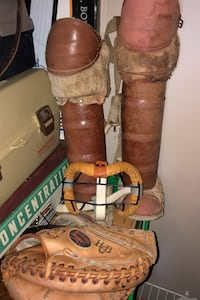 Antique and vintage baseball stuff. Calgary, T2Y 2W5