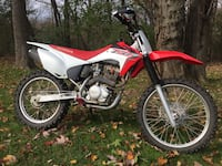 Honda 2019 CRF230F Dirt Bike