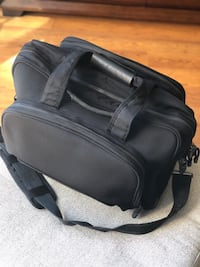 Banana Republic black weekend duffel bag Washington, 20001