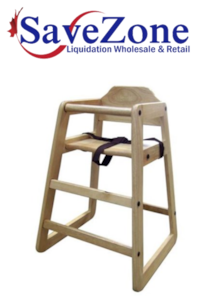 New- Toddler Restaurant-Style Highchair 29 in- Ore International Mississauga