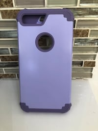 Purple and Lavender iPhone case Fort Lauderdale