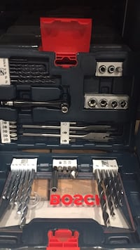 New chrome  wrench set 41 pieces by Bosch Savannah, 31419