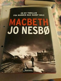 Bok. Macbeth - Jo Nesbø.