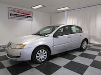 2007 Saturn Ion 4dr Sdn Auto ION 2 Akron