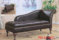 BRAND NEW STANFORD LEATHER CHAISE Edmonton, T6M 0L6