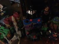 Toy bundle large activity toys and super heroes Rochester, 14611