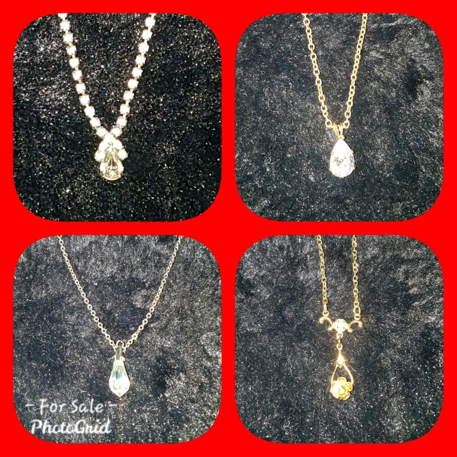 Necklaces $15 Each