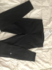 black and white Nike pants Hamilton, L9B 1W0