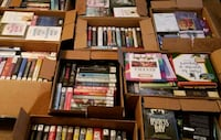 400+ lot of teen and adult fiction books Elkhart, 46514